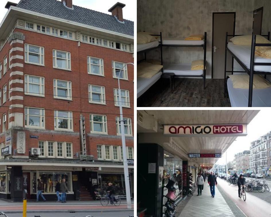 Hostel Amigo Amsterdã