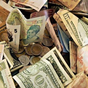moedas estrangeiras câmbio